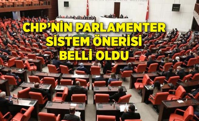 Meclis güçlendirilecek tek adamlık bitecek