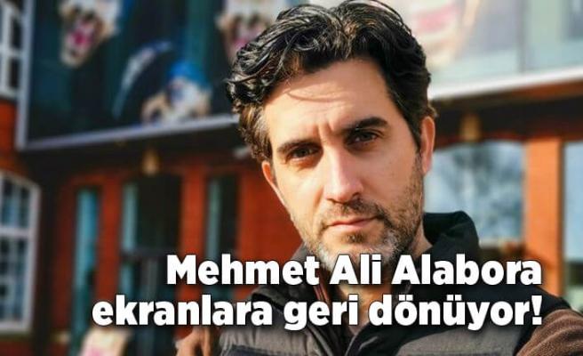 Mehmet Ali Alabora ekranlara geri dönüyor!
