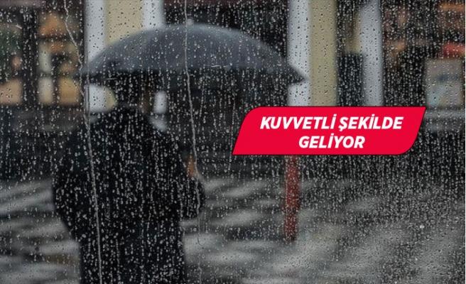 Meteoroloji'den İzmir ve çevresine kritik uyarı!