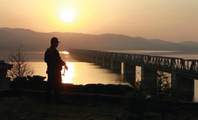 MSB: Yunanistan'a geçmeye çalışan 3 PKK'lı yakalandı