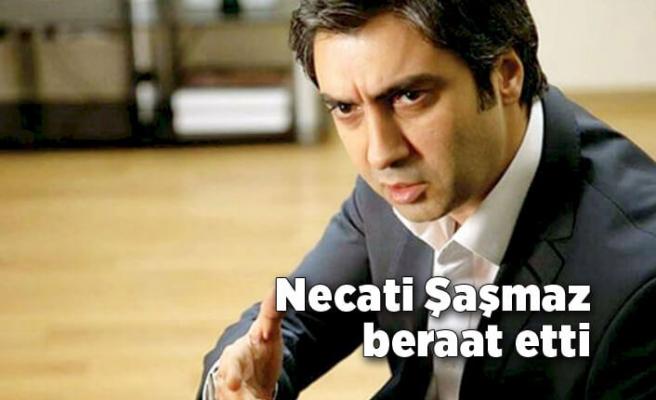 Necati Şaşmaz beraat etti