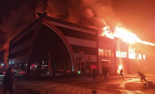 Son dönemde depo, tesis ve fabrika yangınları arttı, uzmanlar uyardı