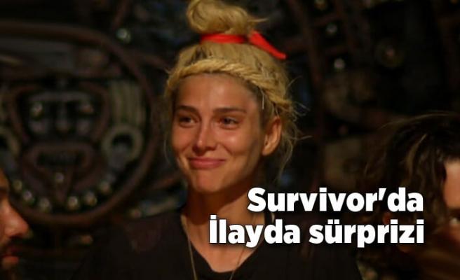 Survivor'da İlayda sürprizi