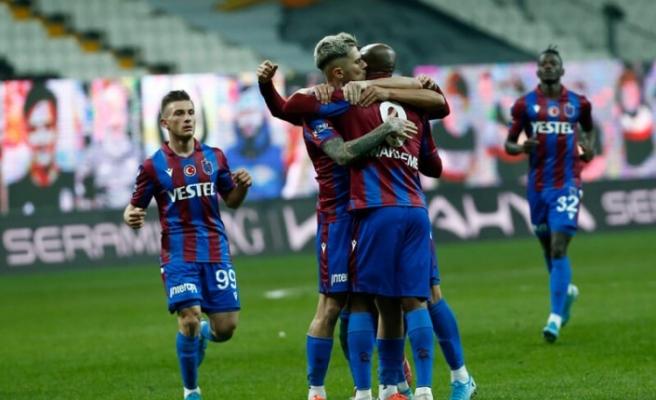 Trabzonspor'dan son 10 yılın en iyi ikinci performansı