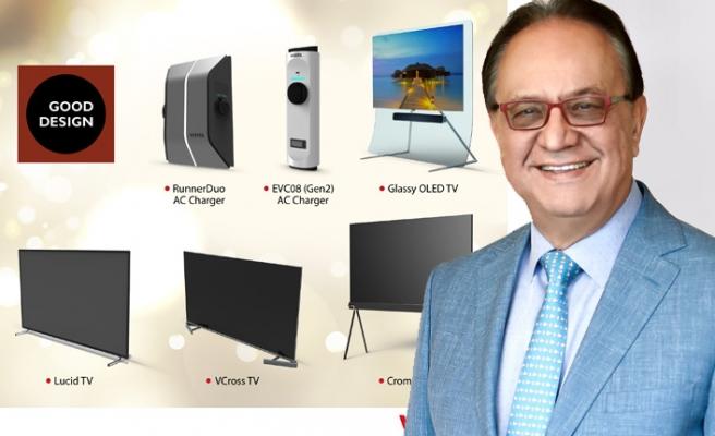 Vestel, Good Design'da 11 ödül aldı