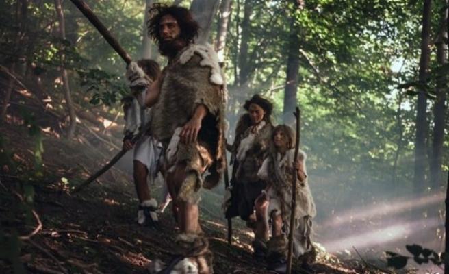 100 bin yıllık Neandertal çocuk izi bulundu!