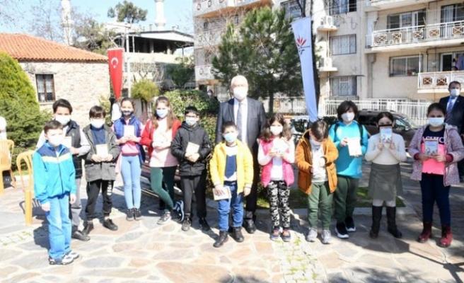 57. Kütüphane Haftası Karabağlar'da kutlandı