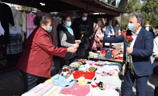 8 Mart'a özel Kadın Emeği Pazarı