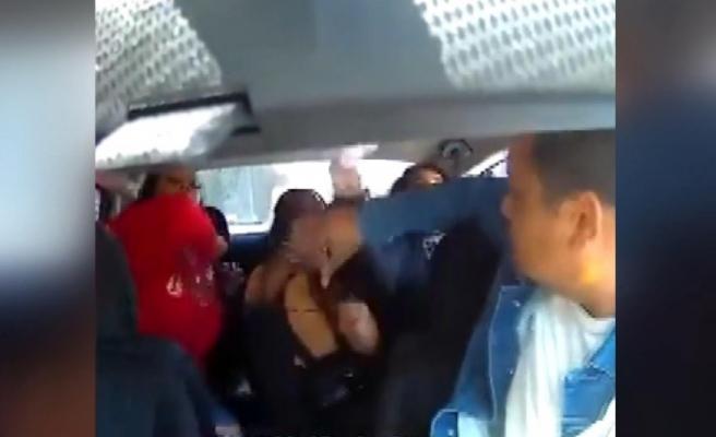 ABD'de üç kadın yolcu Uber sürücüsüne saldırdı