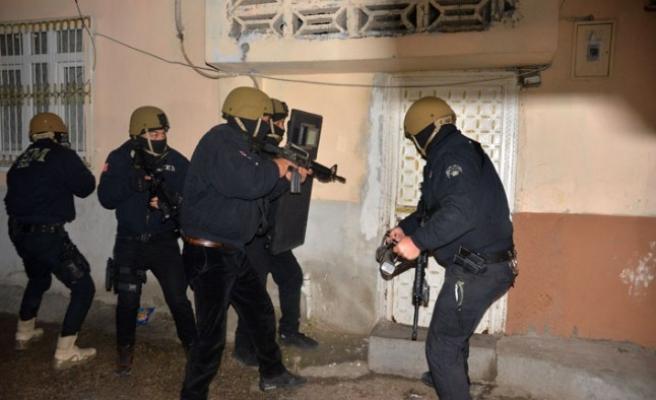Adana'da PKK/KCK operasyonu: 15 gözaltı kararı