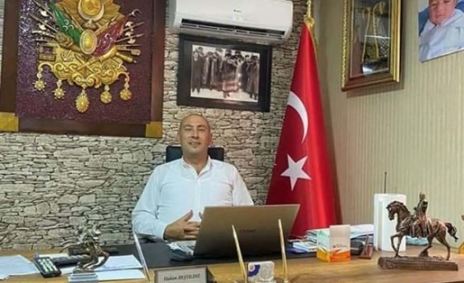 AK Parti Bornova'da Beşyıldız'a güvenoyu