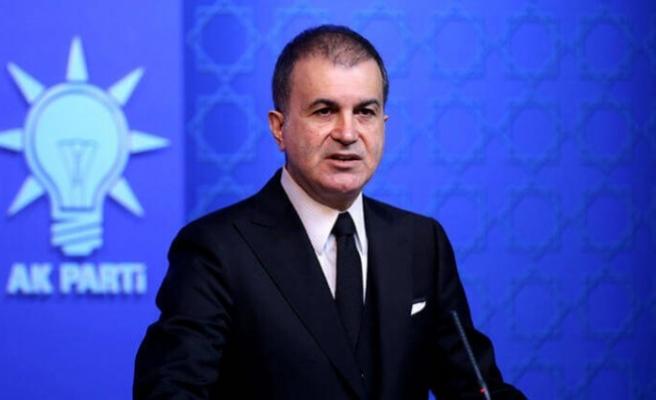 AK Parti'li Çelik'ten Kılıçdaroğlu'na sert sözler