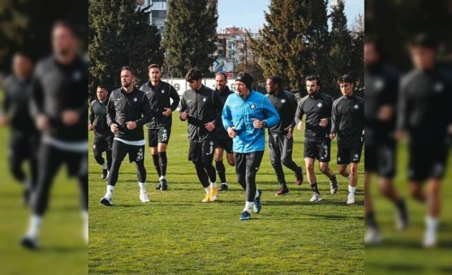 Altay gol oldu yağdı