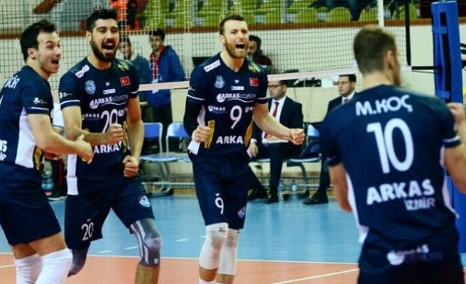 Arkasspor kupada Galatasaray'ı ağırlıyor
