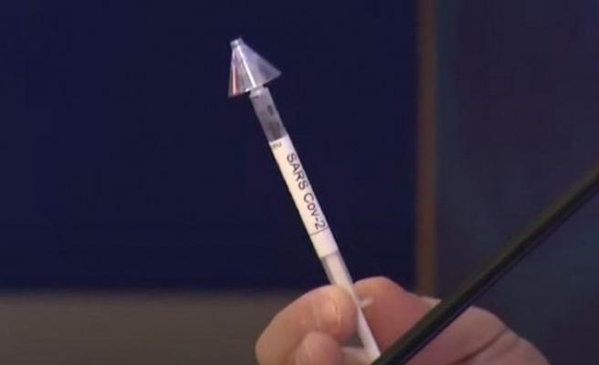 Bakan Koca'dan 'sprey aşı' açıklaması
