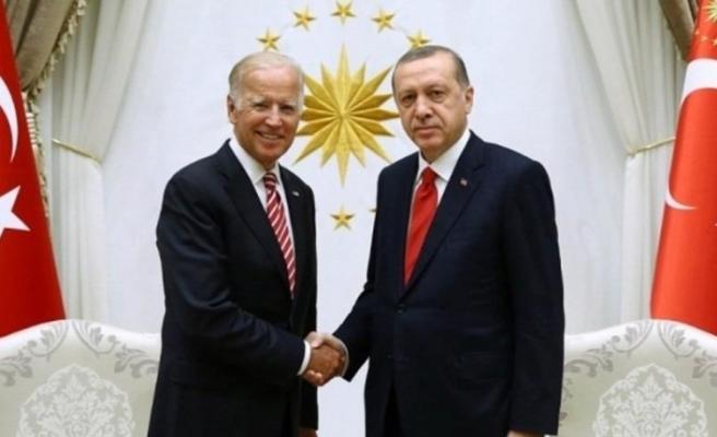 Biden'dan Cumhurbaşkanı Erdoğan'a davet ve mektup
