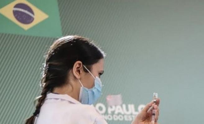 BioNTech aşısı Brezilya mutantına karşı etkili oldu!