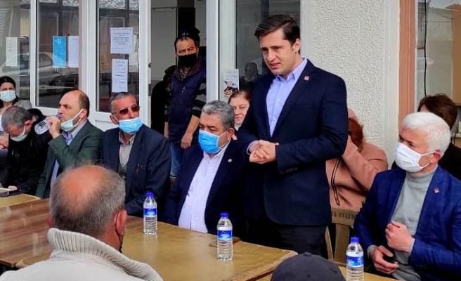 CHP İzmir'den Bakırçay seferberliği