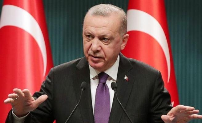 Cumhurbaşkanı Erdoğan: En çok büyüyen ikinci ülkesi olduk