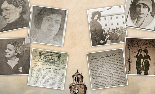 """Egede """"İzmir'in Tarihte İz Bırakan Öncü Kadın Yazarları"""" Sempozyumu"""
