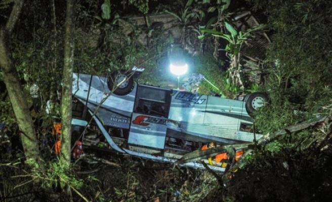 Endonezya'da kaza: 27 ölü, 39 yaralı
