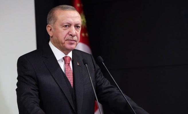 Erdoğan acı bilançoyu paylaştı: 2 milyon 700 bin insan..