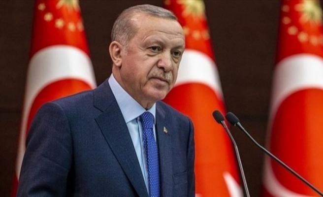 Erdoğan'dan Türk liderlere KKTC çağrısı