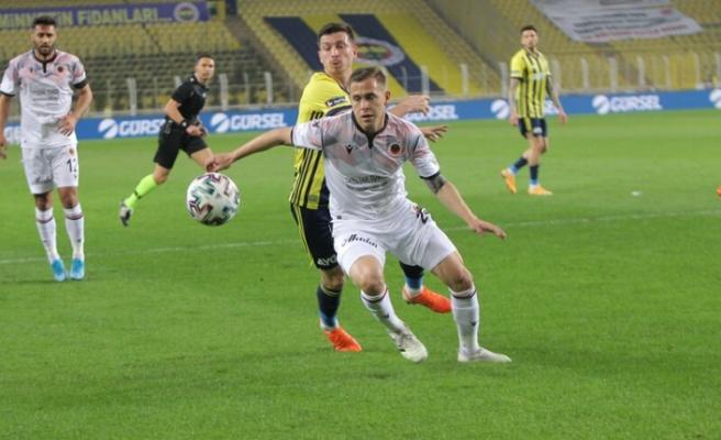 Fenerbahçe: 1 - Gençlerbirliği: 2