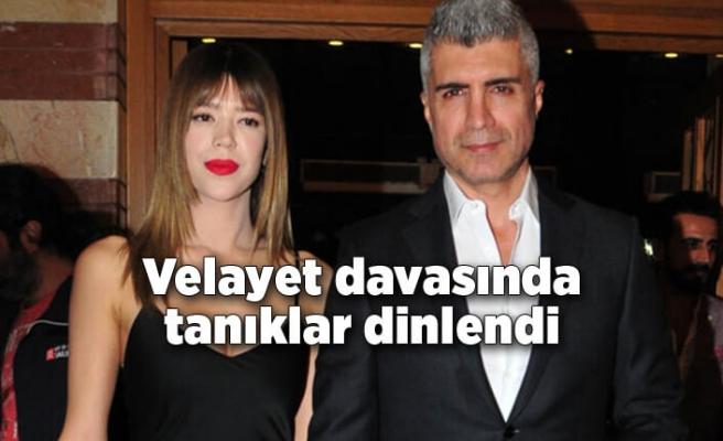Feyza Aktan ve Özcan Deniz'in velayet davasında tanıklar dinlendi