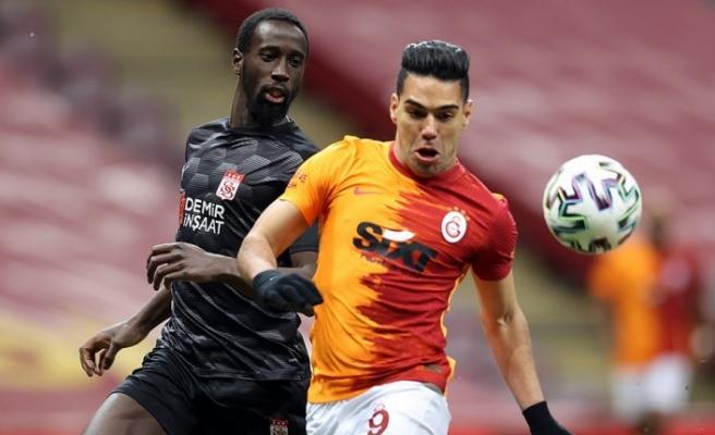 Galatasaray 2-2 Sivasspor