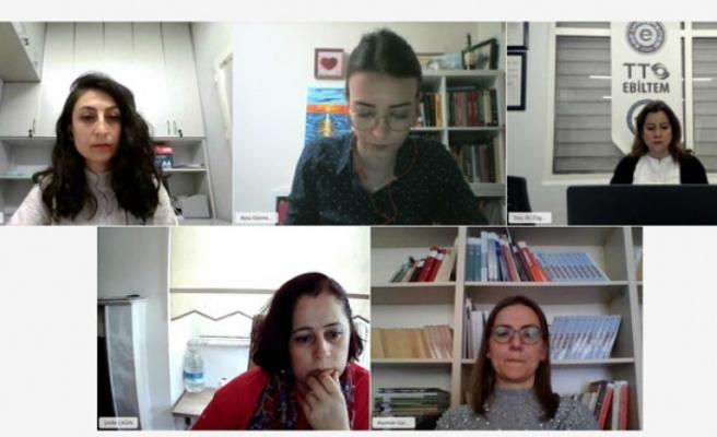 Girişimci kadın mühendisler EKAM'ın etkinliğinde buluştu