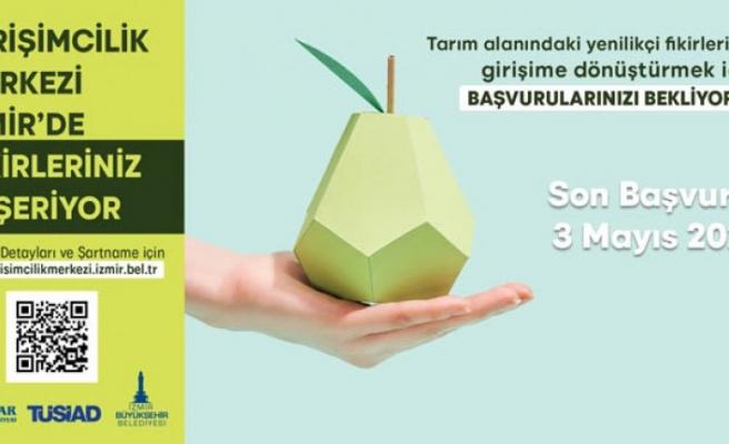 Girişimcilik Merkezi İzmir'de hareketli günler
