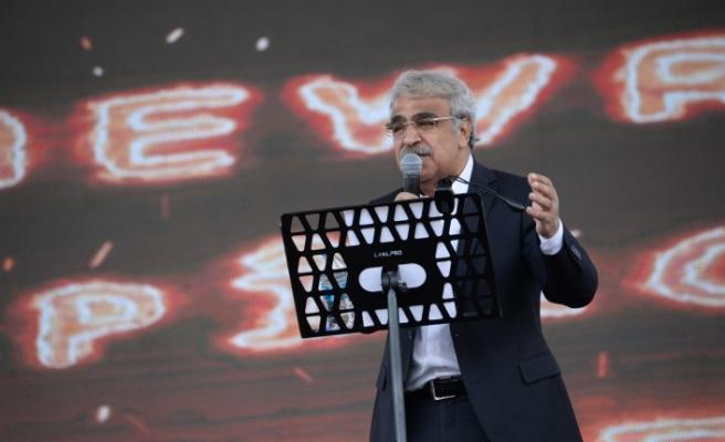 HDP Eş Genel Başkanı Sancar'a terör soruşturması