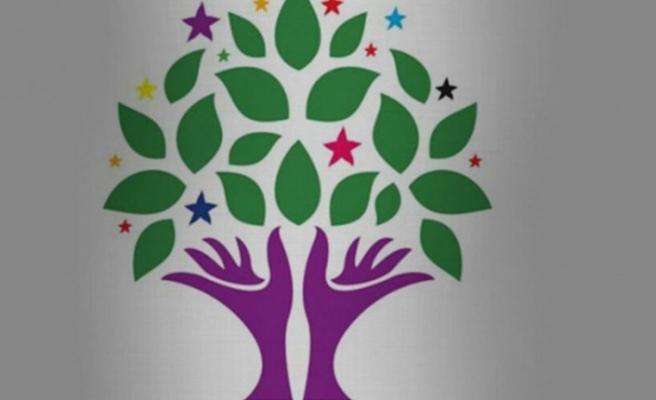 HDP'nin kapatılması için iddianame AYM'ye sunuldu