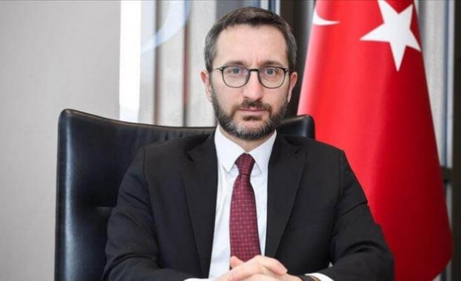 İletişim Başkanı Altun'dan '14 Mart Tıp Bayramı' mesajı