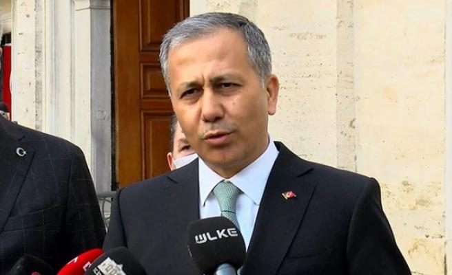 İstanbul Valisi Yerlikaya: Hedef mavi kategori diyoruz