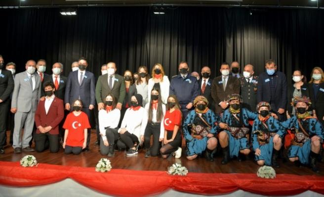 İstiklal Marşı'nın Kabulünün 100'üncü yıl dönümü Aliağa'da kutlandı