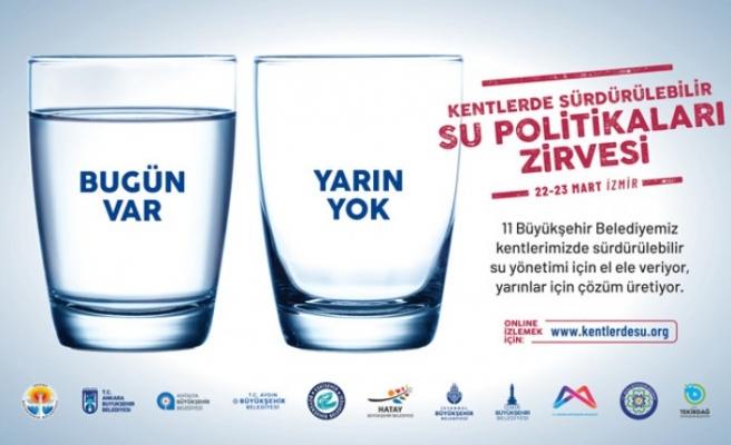 İzmir büyük buluşmaya hazırlanıyor