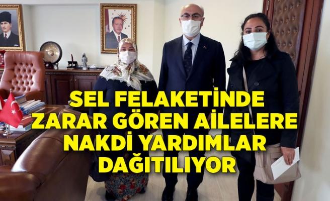 İzmir'de sel felaketinin yaraları sarılıyor