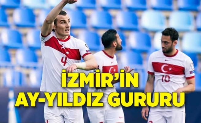 İzmir'in ay-yıldız gururu