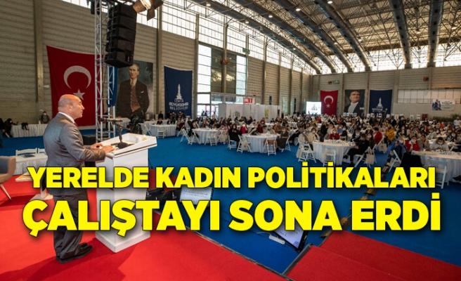 """İzmir'den """"kadın dostu kent' anlayışını güçlendirecek adım"""