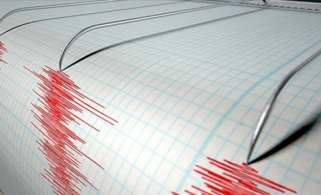 Japonya'da 7.2 büyüklüğünde deprem