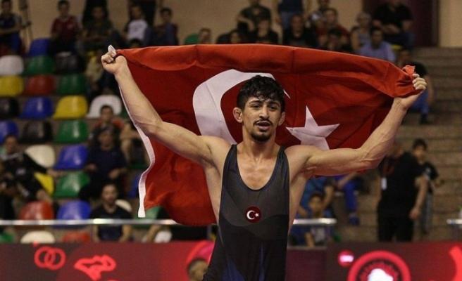 Kerem Kamal'ın olimpiyat gururu