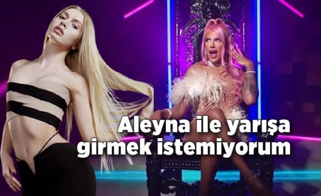 Kerimcan Durmaz: Aleyna ile yarışa girmek istemiyorum