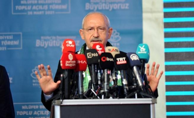 Kılıçdaroğlu: Ülkeye huzuru getireceğiz