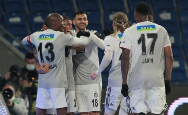 Medipol Başakşehir: 2- Beşiktaş: 3