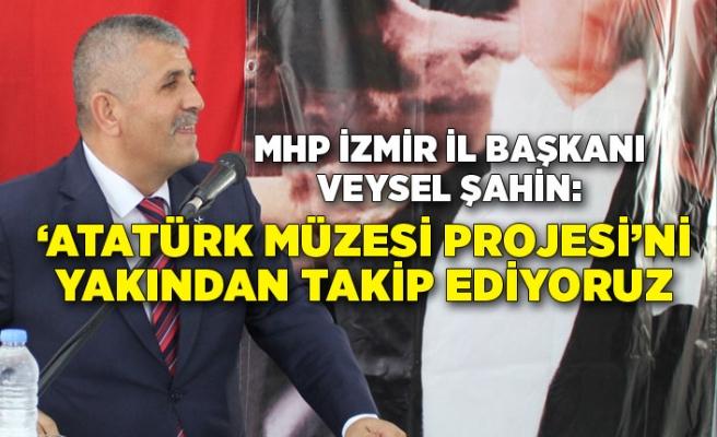 MHP İzmir'den müze çıkışı
