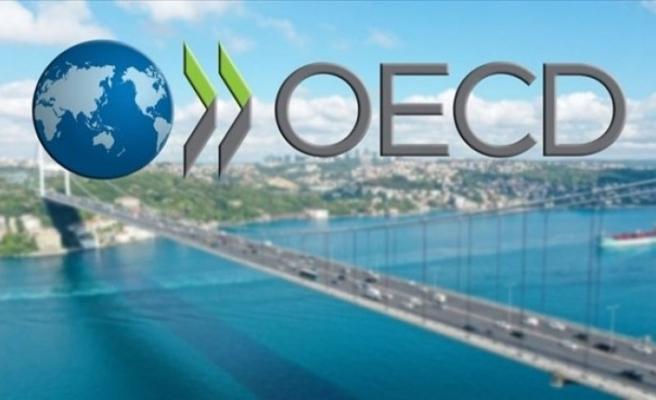 OECD, Türkiye'nin büyüme tahminini iki katına çıkardı