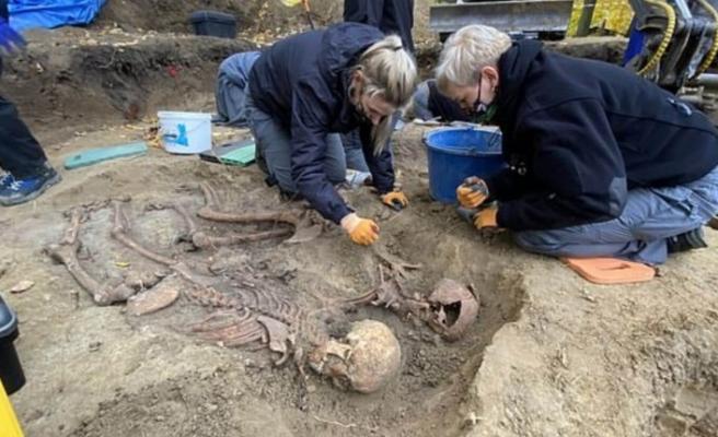 Öldürülen Katolik rahibelerin kemikleri bulundu