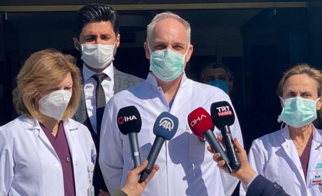 """""""Rasim Öztekin'in hayati tehlikesi bulunmakta"""""""